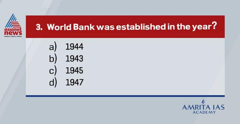 Answer: aThe World Bank Group is an international partnership comprising 189 countries and five constituent institutions that works towards eradicating poverty and creating prosperity. The United Nations Monetary and Financial Conference, also known as the Bretton Woods Conference held in 1944 led to the formation of the International Monetary Fund (IMF in 1945) and the International Bank for Reconstruction and Development (IBRD in 1944).