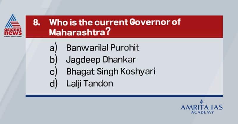 Answer: cBanwarilal Purohit - Tamil Nadu GovernorJagdeep Dhankar  - West Bengal GovernorLalji Tandon      - Former Governor of Madhya Pradesh