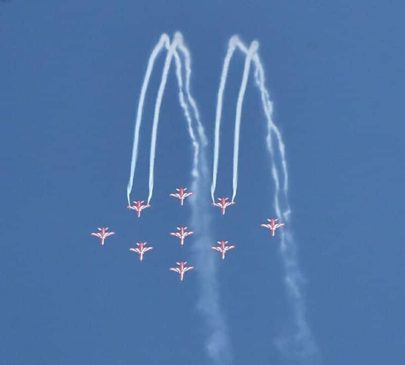 IAF to hold air show over Srinagar Dal Lake on September 26  bpsb
