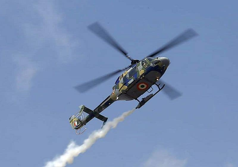Atmanirbhar Bharat: Indigenously built ALH Mk III helicopter inducted into the Army