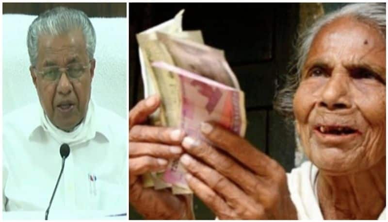 cmo kerala press conference live increased welfare pension will be given before vishu