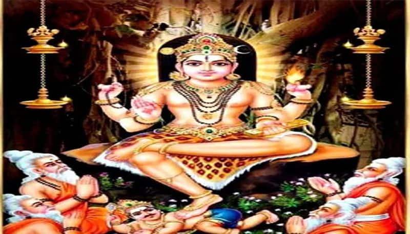 Sri Dakshinamurthy Stotram in Telugu