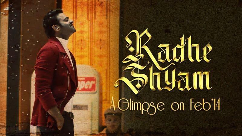 Prabhas starrer Radhe Shyam to have multiple music directors?  jsp
