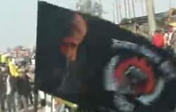 <p>Khalistan Flag</p>