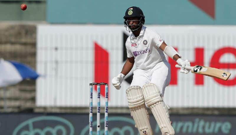 INDvsENG 1st Test: Chateswar Pujara goes out in Unusal way, TeamIndia lost fifth CRA
