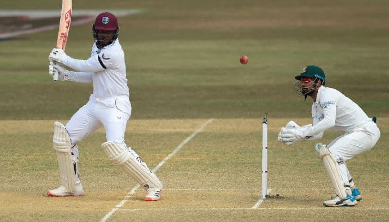 Good Start for West Indies in second test against Bangladesh