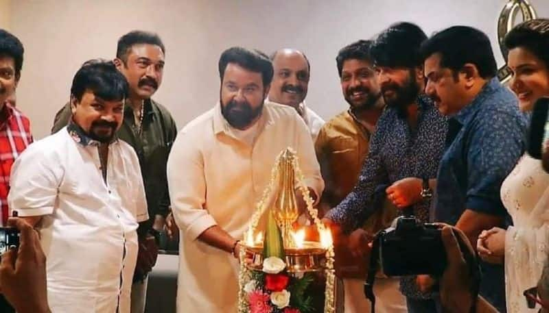 mohanlal mammootty and other 145 stars make movie for support cine workers  arj