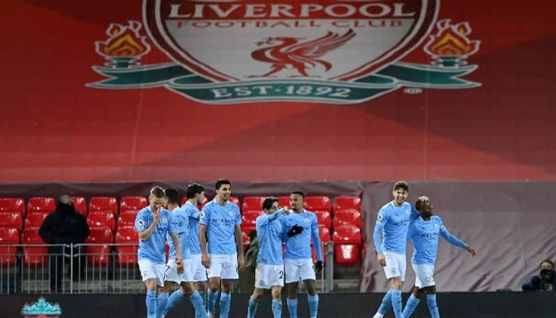 Manchester City thrashed Liverpool in EPL