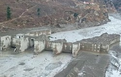 <p>Chamoli glacier, glacier bursting, Uttarakhand glacier, glacier occurrence</p>