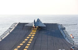 <p>The US Navy had sought a clarification to which the DRDO has replied recently.<br /> &nbsp;</p>  <p>The US Navy needs the trainer aircraft, which is capable of approaching the deck. LCA (Navy) has the carrier landing capability. On January 11, 2020, it had made successful landing on INS Vikramaditya.</p>