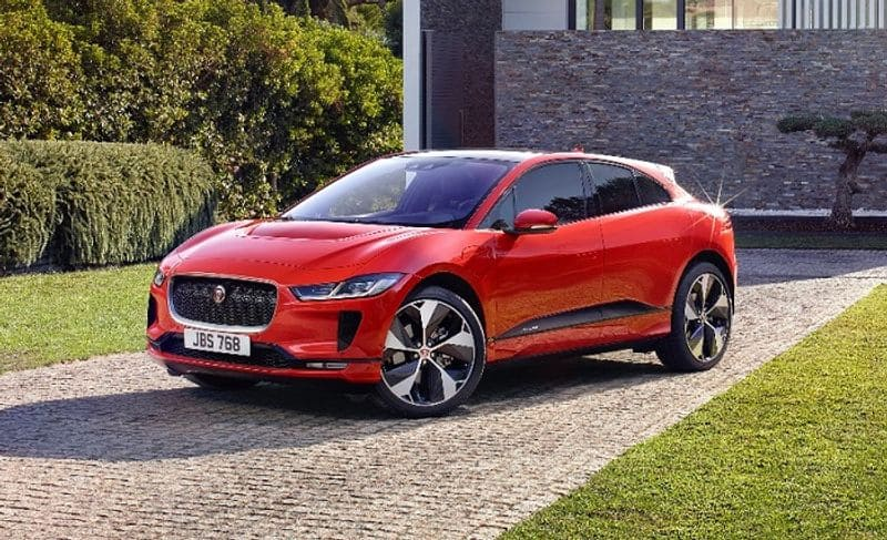 Jaguar land rover launches I pace electric car in India ckm
