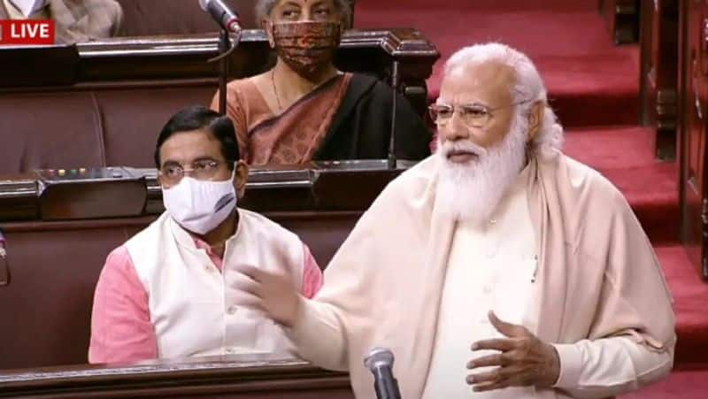 <p>However, leaders of opposition parties and farmer unions hit out at Prime Minister Narendra Modi for his ''Andolan-jivi'' (professional protestors) remark. At the same time, the opposition did not like the way the PM mocked the support for the peasant movement from abroad. The Prime Minister said that FDI is now a foreign destructive ideology.<br /> &nbsp;</p>