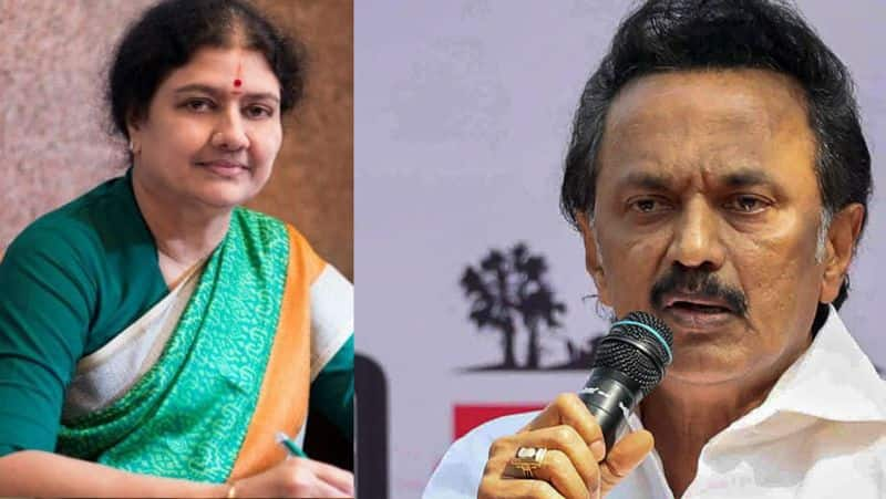 Sasikala withdraws from politics ... DMK in the background ... shocking information
