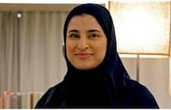<p>Sarah Al Amiri</p>