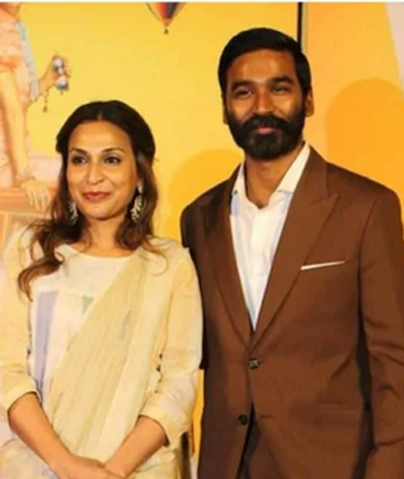 dhanush latest romantic song goes viral in internet