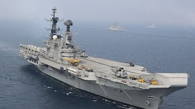 SC refuses plea against dismantling of INS Viraat 40% dismantled cant convert it into museum-dnm