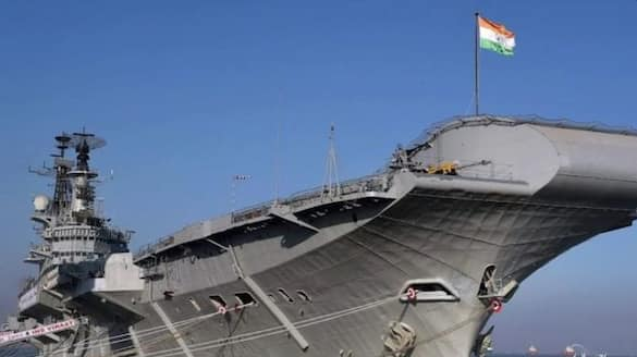 first made in india aircraft carrier is vikrant to be commissioned first year says