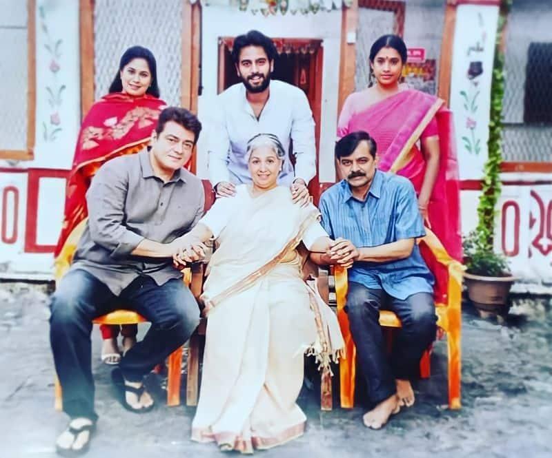 Thala ajith valimai movie character name reveled