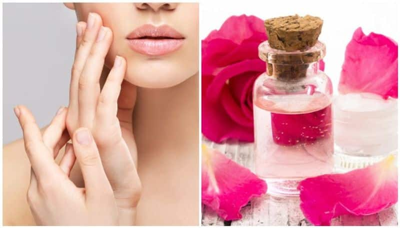 Glycerin And Rose Water For Face And Skin