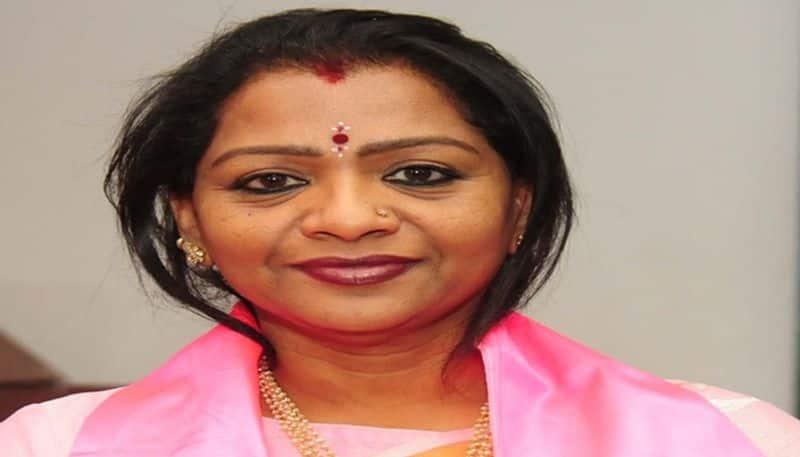 ghmc mayor gadwal vijayalakshmi comments on ease of doing business rankings ksp