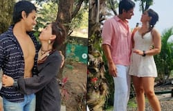 """<p style=""""text-align: justify;"""">Nupur was spotted with Ira in Alibaug at the Khan's wedding affair. Ira is very active on her social media platforms, and shared beautiful pictures on her Instagram feed.</p>"""
