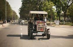 <p>India's first-ever diesel tractor converted to CNG will hit the roads on Friday.<br /> &nbsp;</p>  <p>The CNG-driven tractor will not just lower fuel costs for farmers by up to one lakh rupees annually but also help to create job opportunities in rural India<br /> &nbsp;</p>  <p>The diesel to CNG conversion, carried out jointly by Rawmatt Techno Solutions and Tomasetto Achille India, will see the retrofitted tractor produce more or equal power in comparison to their earlier engine.</p>
