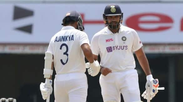 vvs laxman advices ajinkya rahane to have clear game plan against short pitch balls in england
