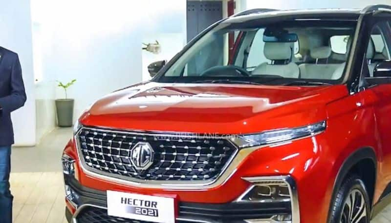 MG Motor India Free Vaccination Drive For Employees