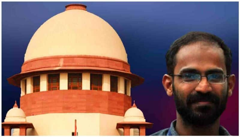 the courtroom arguments in siddique kappan bail plea in supreme court