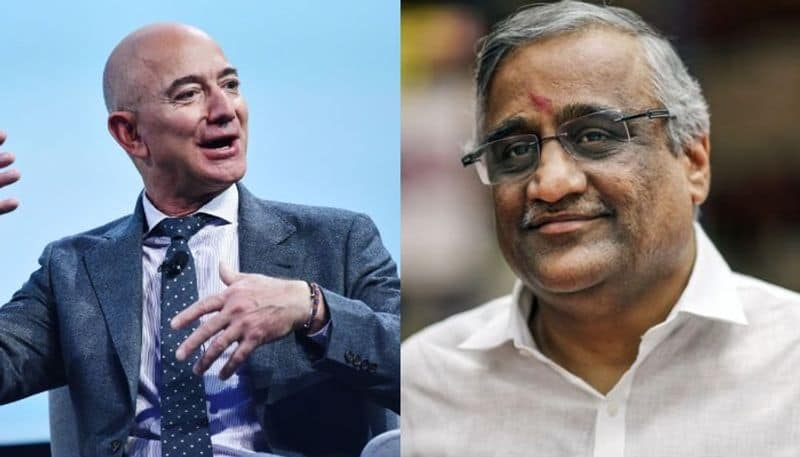 amazon moves to supreme court against future group -ril deal