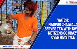 Watch: Nagpur chaiwala serves tea with swag; netizens go crazy over his style