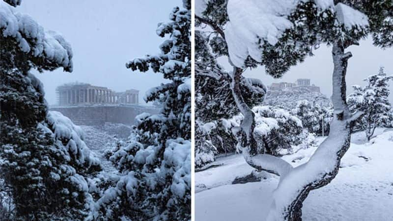 It is late April and still snowing in Himachal mesmerising pictures videos go viral mah