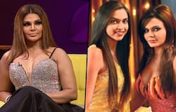 <p>Bollywood actress Deepika Padukone had once made an appearance on Rakhi Sawant's chat show, just after she did Bachna Ae Haseeno. A few weeks ago, the picture of the two from the show had gone viral.</p>