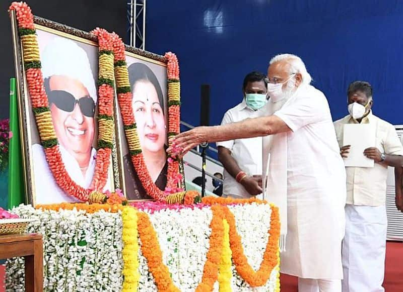 <p><strong>Has the alliance with BJP helped gain ground in Tamil Nadu?</strong><br /> &nbsp;</p>  <p>There are so many party alliances. Desiya Murpokku Dravida Kazhagam, Pattali Makkal Katchi, Vasan's Tamil Maanila Congress, and also the Bharatiya Janata Party. BJP is one of the alliance partners in Tamil Nadu. But BJP cannot play the major role (in the alliance) because they got only two to three per cent votes in the last election. For your information, in 2016 'Amma' succeeded without the alliance.<br /> &nbsp;</p>  <p>The alliance happened only during the middle of the bye-election to 22 seats and during the Lok Sabha election. So BJP is with us (AIADMK). With BJP's support, we may get two to three per cent votes and BJP will also benefit, no doubt.</p>