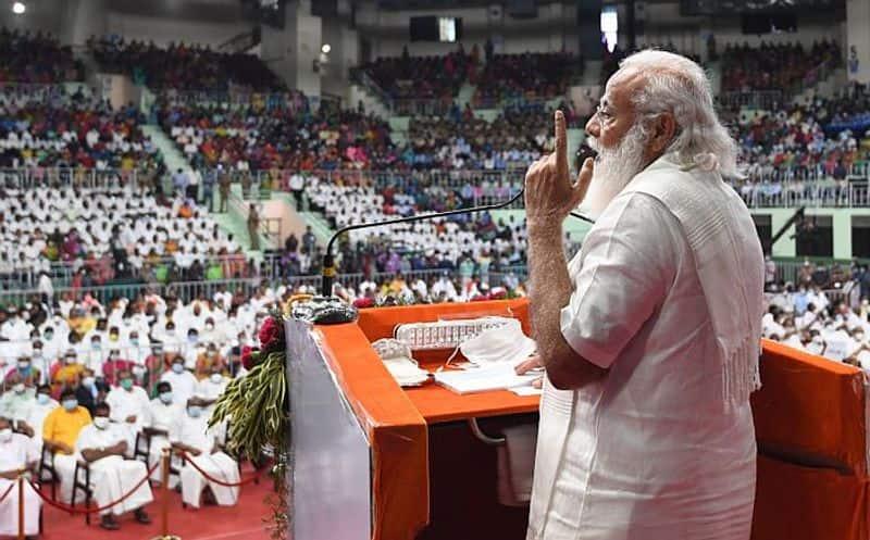President approves Devendra Kula Vellalar Amendment Bill ... Modi fulfills promise