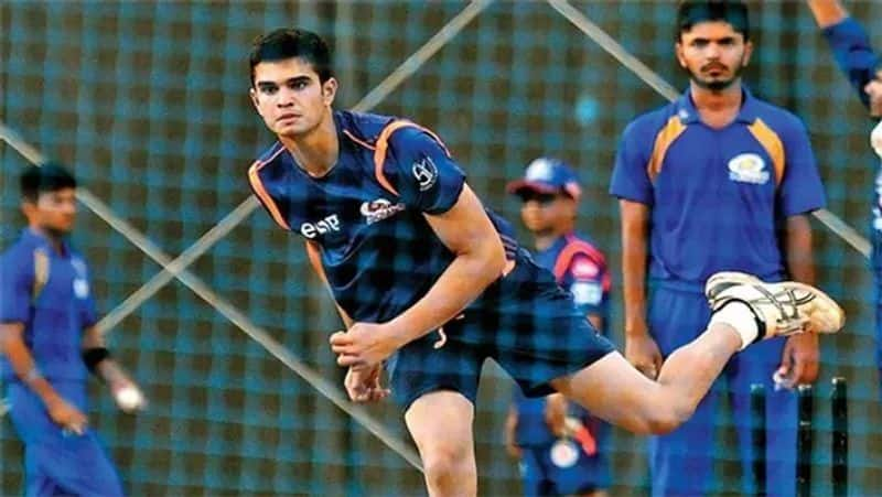 arjun tendulkar convey his gratitude to mumbai indians team for taking him in ipl 2021 auction