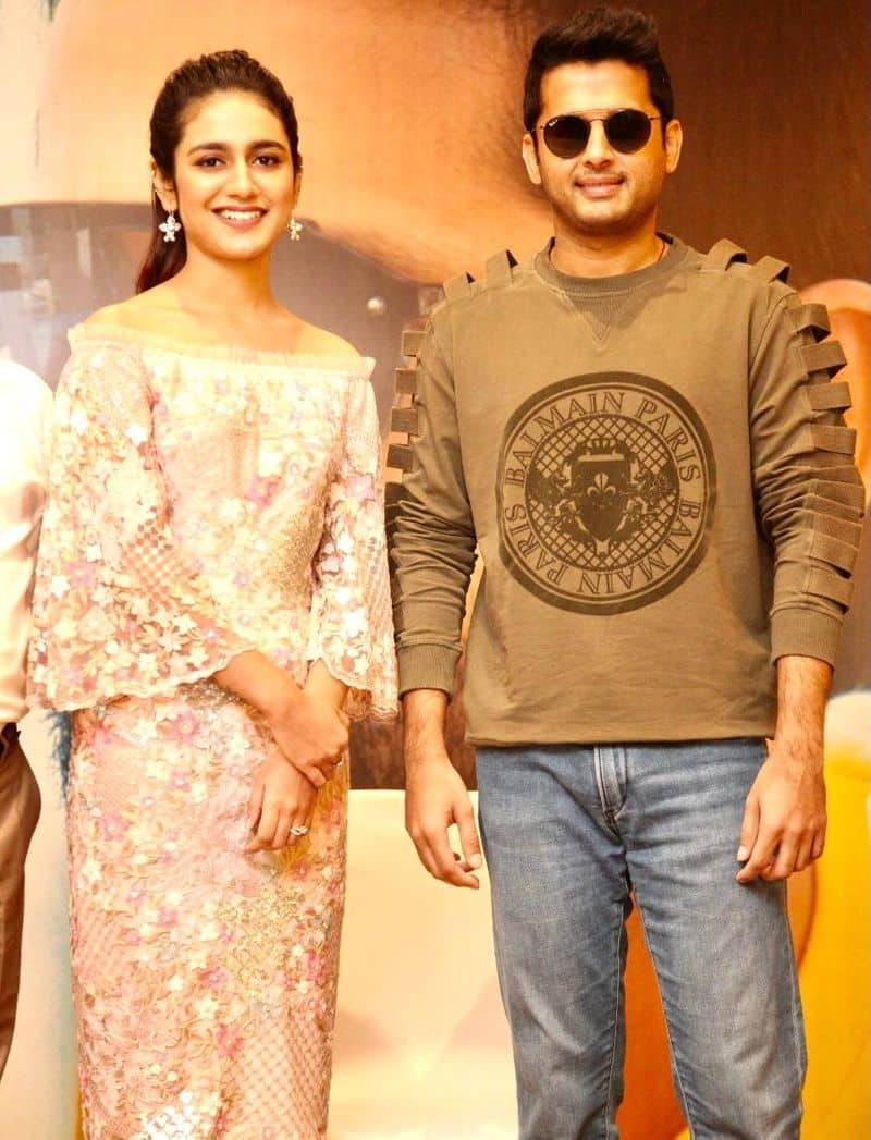 nithin latest  thriller check all set to hit theatres on feb 26th ksr