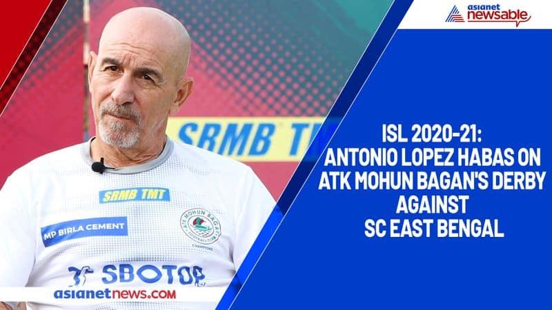 Antonio Lopez Habas terms Kolkata Derby as 'dangerous'-ayh