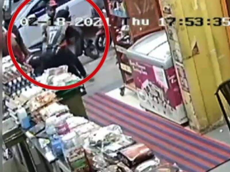 bakery owner attacked by goons in trivandrum