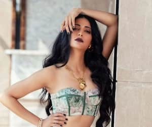 shruthihassan about her father lost in election