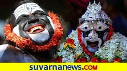 Two arrested who put condoms in Hundi of Koragajja Temple hls