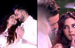 """<p style=""""text-align: justify;"""">In the finale, Aly and Jasmin gave a romantic performance on 'Mere Naam Tu', and later the actress said 'I Love You' to Bigg Boss finalist Aly Goni. They looked so in love and dreamy and ethereal in the performance, wearing white ensembles.</p>  <p style=""""text-align: justify;"""">&nbsp;</p>  <p style=""""text-align: justify;"""">&nbsp;</p>  <p style=""""text-align: justify;"""">Picture Credit: Colorstv Instagram</p>"""