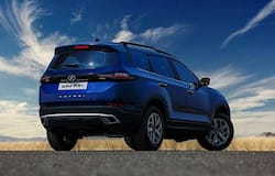<p>The new Safari is packed with safety features like airbags for the driver and co-driver, and for the side seat and curtains. It also has an Electronic Stability Program, which Tata Motors claims, offers a host of features like electronic traction control, hill hold control, hill descent control, off-road ABS and roll-over mitigation.</p>