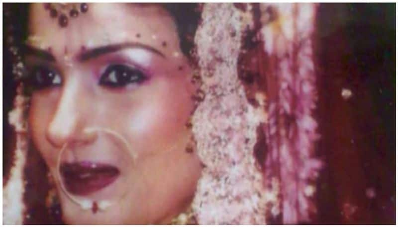 Raveena Tandon In A Throwback From Her Wedding