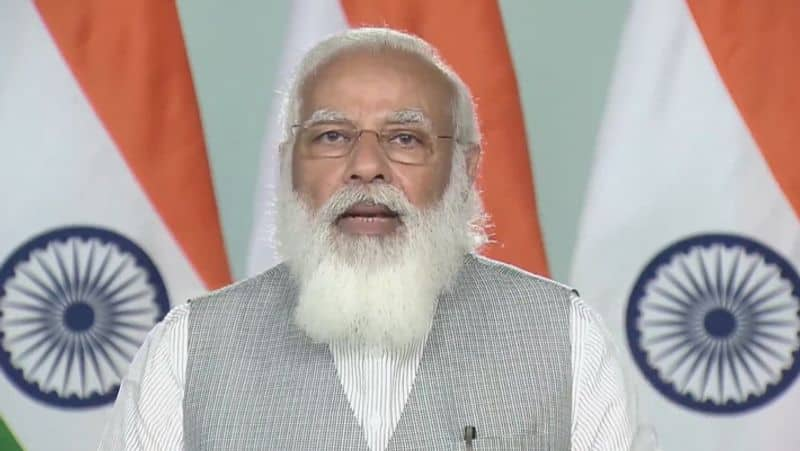 Government has no business to be in business : PM Modi