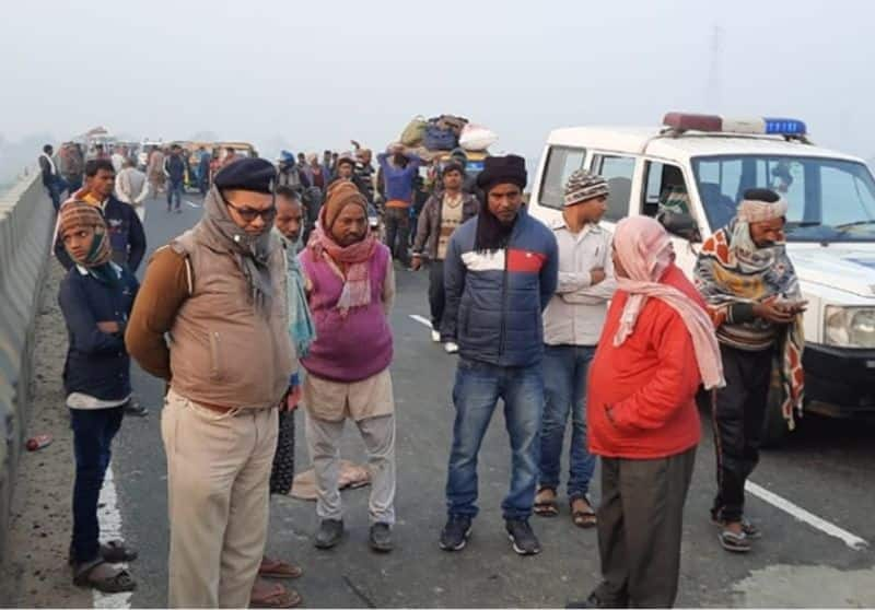 5 police man seriously injured in Murshidabad due to criminal attack RTB