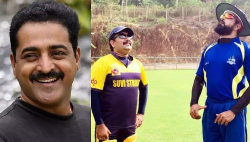 This old video was written so much Actor Kishore talks about his cricket career