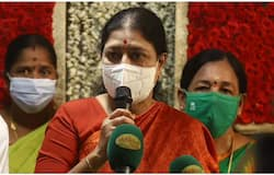 <p>V K Sasikala has formally announced that she will be quitting public life and politics.&nbsp;<br /> &nbsp;</p>  <p>In a two-page statement, she called upon All India Anna Dravida Munnetra Kazhagam cadre to unite against the Dravida Munnetra Kazhagam and ensure Stalin-led party's defeat in the forthcoming elections.<br /> &nbsp;</p>  <p>In her statement, late Tamil Nadu Chief Minister Jayalalithaa's confidante also said that she never liked to be in any post or position.<br /> &nbsp;</p>  <p>Informing that she will be staying away from politics, Sasikala said she will be praying to Jayalalithaa whom she considers as God for the AIADMK to come back to power.</p>