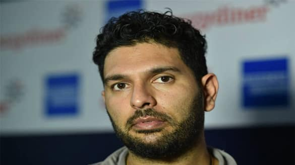 Yuvraj Singh revisits six sixes chapter, says Stuart Broad's father requested for his jersey as souvenir for son