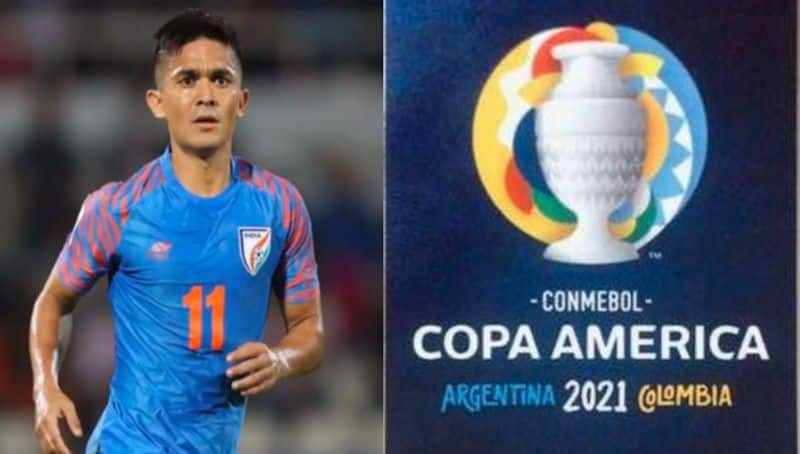 Indian football team may get a chance to play in the 2021 Copa America spb